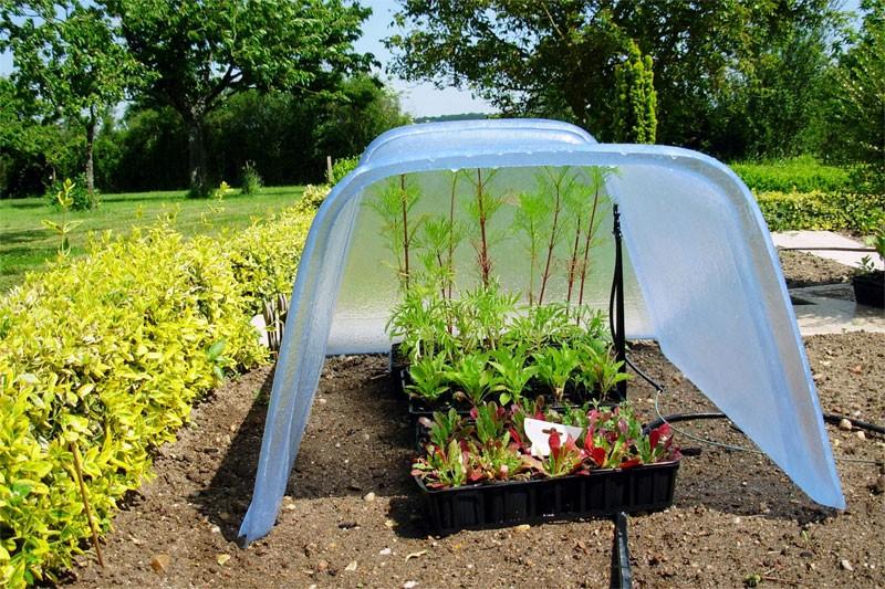Mini-serres et châssis modulables – La boutique du jardinage